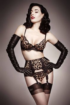 Dita Von Teese spills her secrets to feeling sexy every day.