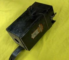 Harley NOS servi car battery box knucklehead flathead wla bobber chopper panhead - http://www.legendaryfind.com/carsforsale/harley-nos-servi-car-battery-box-knucklehead-flathead-wla-bobber-chopper-panhead/