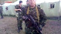Украинские резервисты напали на командиров части