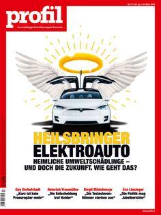 Heilsbringer Elektroauto   PROFIL.at Birgit Minichmayr, Guy, Movies, Movie Posters, Profile, Combustion Engine, Rolling Stock, Film Poster, Films