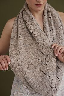 Maevh (worsted) by Melanie Berg, from Vogue Knitting Spring/Summer Vogue Knitting, Lace Knitting, Knit Cowl, Knitted Shawls, Knitted Blankets, Knitting Charts, Knitting Stitches, Knitting Patterns, Knitting Tutorials