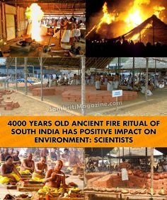 Ancient fire ritual has positive impact on environment: Scientists – Sanskriti - Hinduism and Indian Culture Website True Interesting Facts, Intresting Facts, Vedas India, Hinduism History, Scientific Inventions, Hindu Quotes, Ancient Discoveries, Happy New Year Pictures, Hindu Rituals