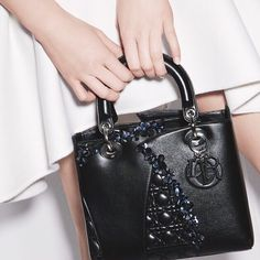 Nothing quite like So Black Dior @dior  #dior #Dior #SpecialEdition #LadyDior