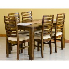 Alexa 6 Seater Dining Package