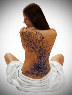 House of Night-Zoey's Tattoos by ~OlyaMolya on deviantART