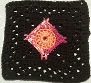 Ravelry: Diamond in the Night pattern by Amelia Beebe
