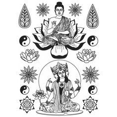 19 Meilleures Images Du Tableau Bouddha Sillouhette Pyrography