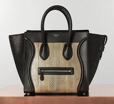 Celine Spring 2013 - I'd give up my savings for a new car to get this bag !