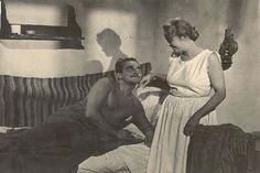 Tűzkeresztség (1951, Bán Frigyes), Raksányi Gellért és Kelemen Éva