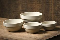 Americana General Stoneware - I have my grandma's original bowls like this - use 'em all the time!