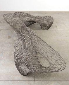 Plateia.co #CreatividadsinLimites #PlateiaColombia  #diseño #design #diseñourbano #urbandesign joris laarman bits and crafts: a digital fabrication exhibition at friedman benda - designboom | architecture & design magazine
