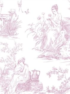 GC29810 - Wallpaper | Grand Chateau | AmericanBlinds.com