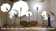 How to Set Up Your Own Photography Studio