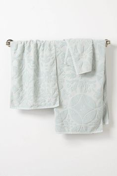 Fedore Towels - Anthropologie.com