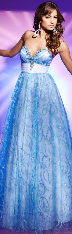 Tony Bowls couture 2013 ~  wow..