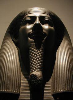 Schist sarcophagus of Sasobek, 630 BC