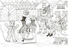 masopust omalovánky - Hledat Googlem Colouring Pages, Coloring Books, Crochet Owls, Winter Art, Deviantart, School, Artist, Masky, Education