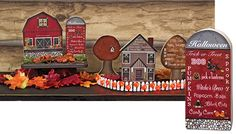 KP Creek Gifts - Halloween Chunky Silo