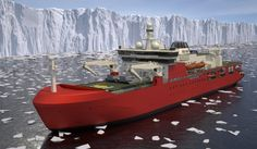 Australian ASRV to be Constructed by Damen – The Maritime Review