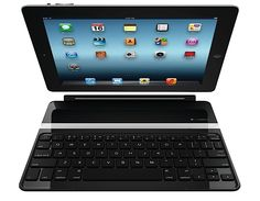 Keyboard smart cover for your iPad.