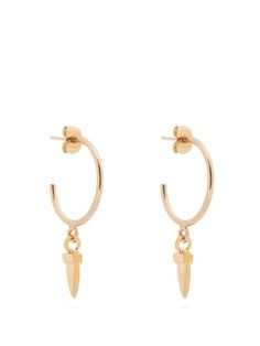 It's All Right hoop drop earrings | Isabel Marant | MATCHESFASHION.COM