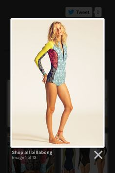I need this!! #wetsuit #billabong