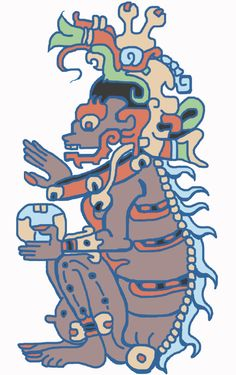 Yum Kimil, lord of the Mayan underworld. Discover the secrets of Xibalbá.