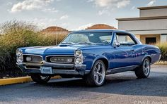 '67 GTO....my favorite year!!