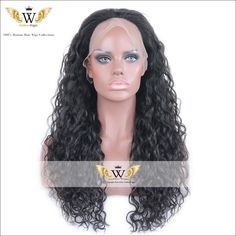 Find More Human Wigs Information about 5A 150 Density Curly Full Lace Human Hair…