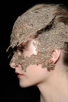 Valentino Haute Couture Fall/Winter 2009