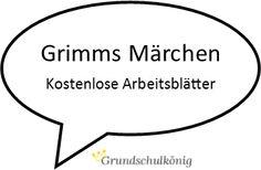 Primary School Teacher, World Languages, Learn German, Kindergarten, Fairy Tales, Literature, Homeschool, Teaching, Education