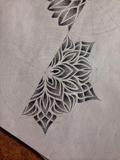 Paisley Tattoos, Dot Tattoos, Neue Tattoos, Bild Tattoos, Dot Work Tattoo, Body Art Tattoos, Sleeve Tattoos, Henna Tattoos, Henna Mehndi