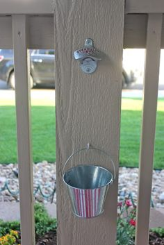 Achieving Creative Order: Front Porch All Put Together
