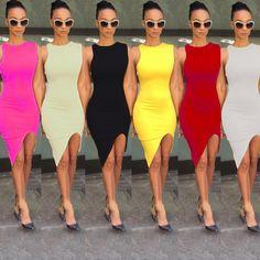 Barato Leste KNITTING 2015 mulheres verão vestido sem mangas Sexy Bodycon vestido vestido vermelho Club Wear festa de verão estilo de vestido bandagem, Compro Qualidade Vestidos diretamente de fornecedores da China:                                        Moda                            Galaxy        |
