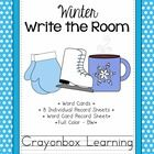 This packet includes 8 winter themed writing pages; penguin, polar bear, mittens, hat, hot  cocoa, snowman, snowflake, ice skate.  Students will lo... $4.00