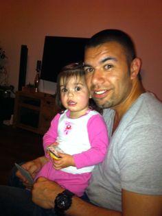Romi en papa