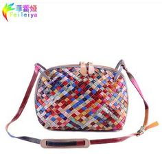 2014 New Fashion Designer Lady's Shoulder Bags 100% Genuine Leather Bag Women Messenger Bags Handbags Toto  $162.00