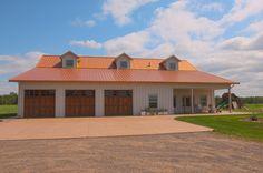 Morton Buildings home in Minnesota.