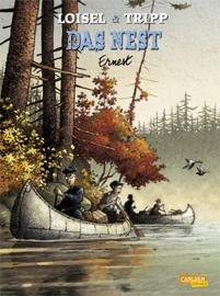 Ein weiterer, perfekter Band von 'Das Nest', mit dem die Kanadier Loisel & Tripp ihrem Stil treu bleiben und wieder für allerbeste Unterhaltung sorgen. Lange mussten die Fans auf ihn warten, dafür steht der nächste bereits in den Startlöchern und soll noch diesen Herbst erscheinen.