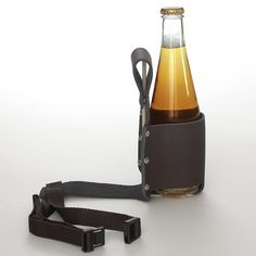 Looking For That Perfect Fathers Day Gift Or Just Tired Of Having A Cold Wet Hand As You Peruse The Party Scene Look No Further Beer Holster Is Funny