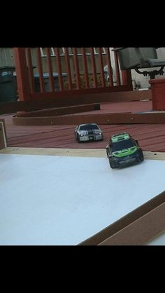 24 scale deck racing