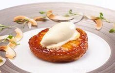 Pineapple Tarte Tatin Recipe - Great British Chefs