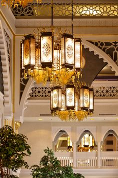 ''Jumeirah Zabeel Saray'' by Arketipo Design Modern Morrocan Moroccan Art, Moroccan Interiors, Moroccan Design, Moroccan Style, Moroccan Chandelier, Chandelier Lamp, Chandeliers, Arabesque, Islamic Architecture