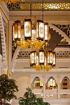 ''Jumeirah Zabeel Saray'' by Arketipo Design