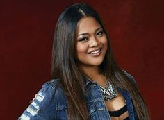 Fil-Am Cheesa Laureta makes it to the final rounds of The Voice