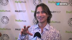 Once Upon A Time - Robert Carlyle Interview