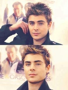 Zac Efron! So beautiful!