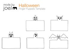 Made by Joel » DIY Halloween Puppet Theater