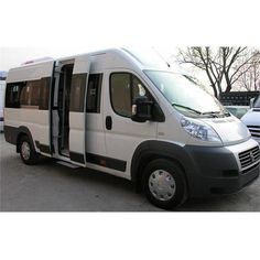 Fiat Ducato - Commercial Vehicles Glass And Sliding Windows