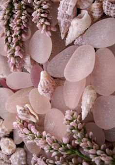 pink sea glass http://www.mikael.gr/el/new-collection/